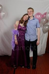 Me and Abigail at the prom